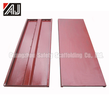 Good Quality Steel Shuttering Plates Deck plate for African Csonstruction