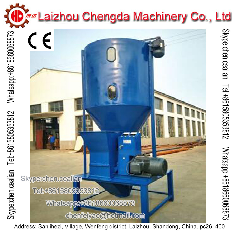 Promotion price poultry feed hammer mill mixer and grinder