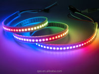 WS2812B LED Strip Waterproof IP67 144LED/m Dream Color 5v WS2812 WS2812B Flexible 5050 Led Strip Dmx Addressable