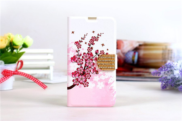 Mobile phone use wallet design leather case for samsung galaxy s2