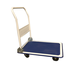 4 wheel fordable platform hand truck