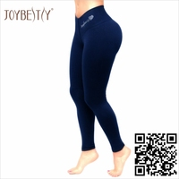 Women 90% polyester 10% spandex tight yoga pants wholesale