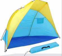 Easy Carry Mini Lycra Beach Tent Sun Shade Tent