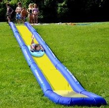 Inflatable Water Dry Slide for adults Custom Inflatable Slip N Slide for Rental Business