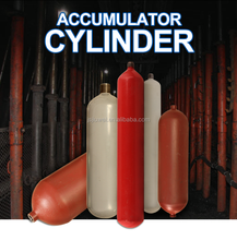 Gas storage cylinder /Model Water Capacity 21-30L