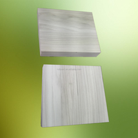 40mm paulownia wood sheet/finger joint paulownia board