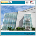 One-stop solution supplier reasonable CCC CE glasses curtain wall