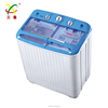 SANDIE ISO9001 CE certificates made in China semi automatic low noise twin tub mini washing machine