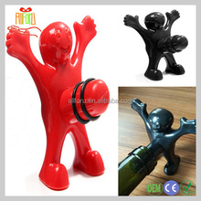 Funny Party Use Happy Man Wine Beer Bottle Opener