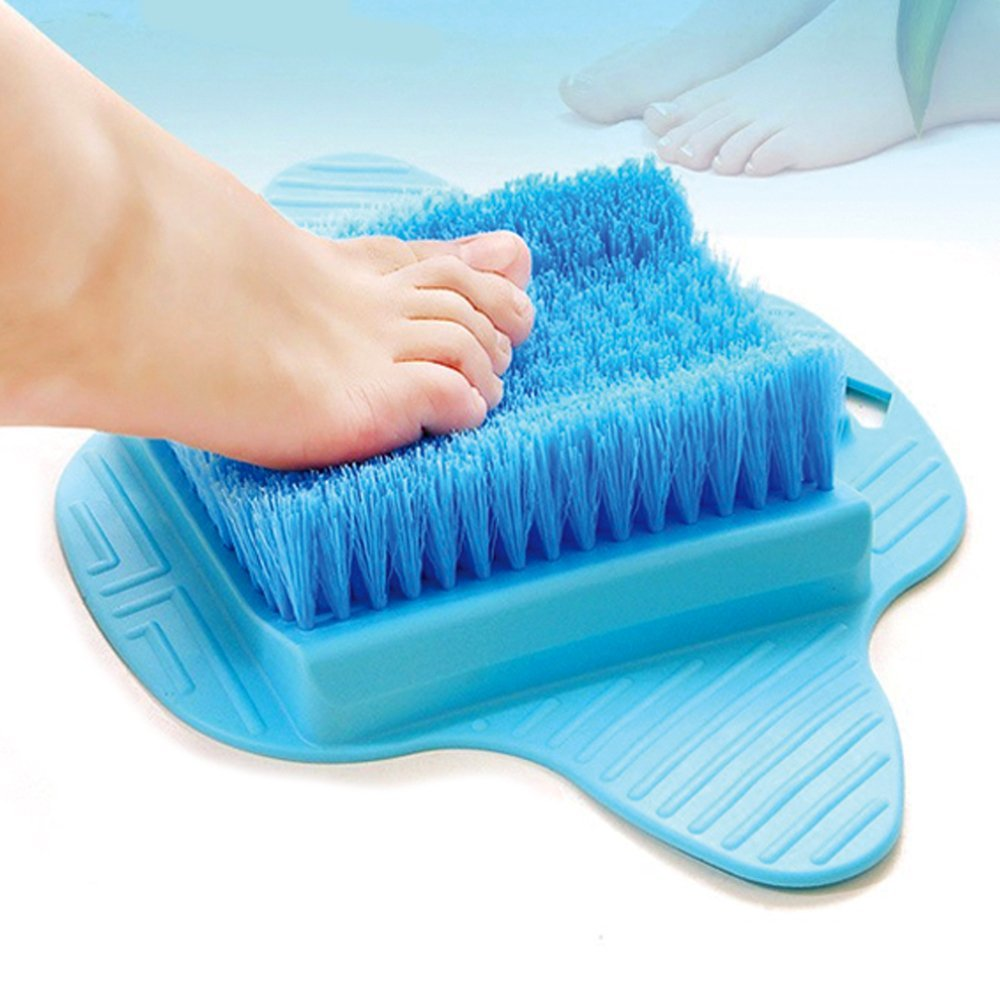 Hot Selling Foot Scrub Brush Exfoliating Feet Scrubber Spa for Shower Foot Cleaning Brush Foot Massage Brush