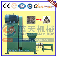2014 Indonesia--popular Palm Kernel Shell Charcoal briquette machine