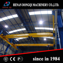industrial lifting equipment workshop single beam electric overhead crane price