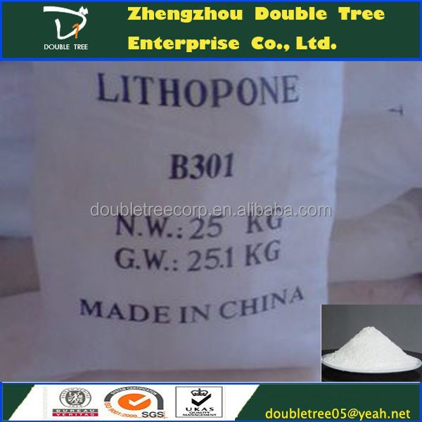 Lithopone 28%-30% /B301b311 for Coating&Paint
