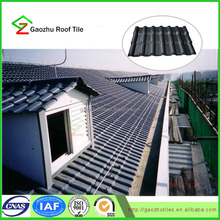 Synthetic resin Anti-corrosion composite asa coated upv roof sheet/tile