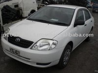 2002 TOYOTA COROLLA Sedan RHD Used Japanese Cars