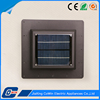 New Type Powered Rechargeable Air Conditioner Solar Fan