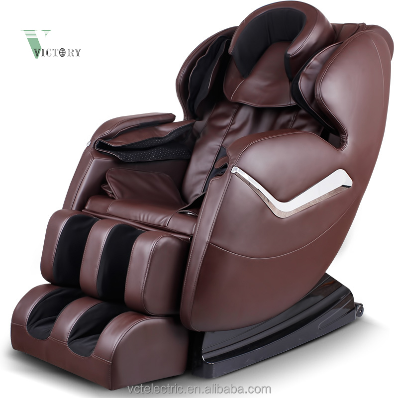 2017 New Massage Chair full body luxury massage chair Six Levels Adjustable massage chair motor