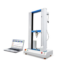 Test Price Material Machine Plastic Tension Tester Strength Instrument Pvc Tensile Equipment