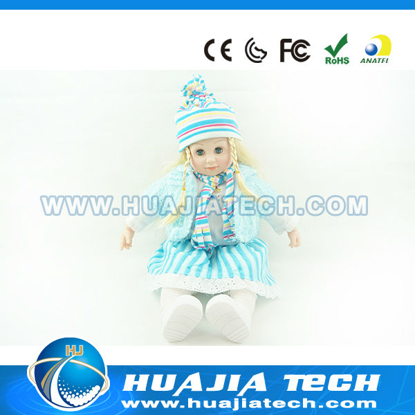 2013 Hot sell 24Inch Intelligent doll women sexy tube baby doll