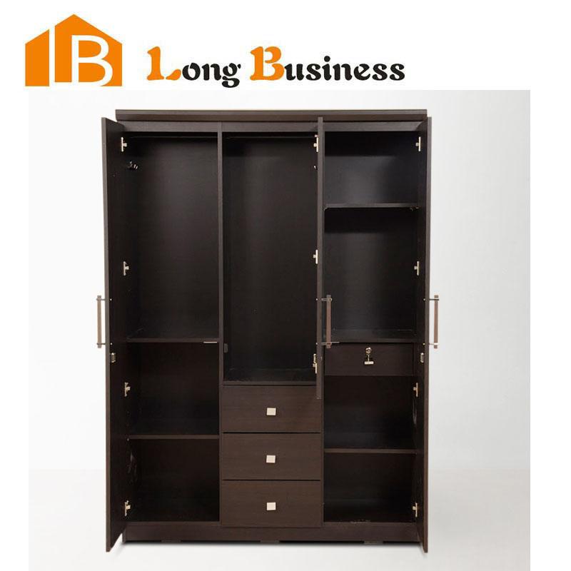 Modern bedroom furniture smart wardrobe design with for Smart furniture and decor