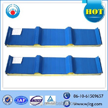 PU Sandwich Panels/color steel polyurethane foam sandwich panels