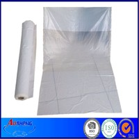 ( PE material) Disposable plastic car seat covers