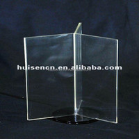 Acrylic Menu Holder Display Rack Manufacturer
