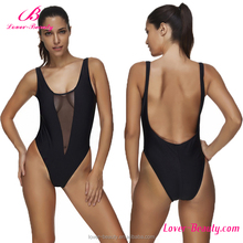 Usa Warehouse Lover-Beauty Sexy Deep V Mature Transparent Sexy Models Bikini