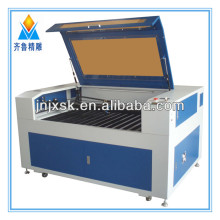 Rubber sheet laser cutting machine