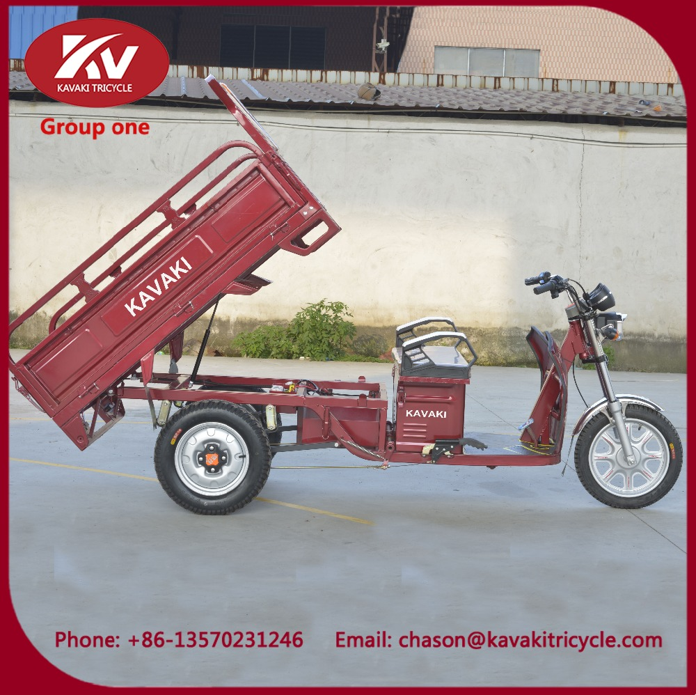 Wholesale cheap electric tricycle adult cargo for farmer use
