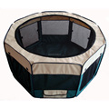 Lightweight and Folding Dog Playpen with Eight Panels