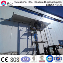 steel structure prefabricated storage sheds design build erection and fabrication for sale