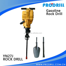 yn27c gasoline rock drill, YN27C drilling machine , Gasoline/diesel petrol yn27c Internal Combustion Rock Drill