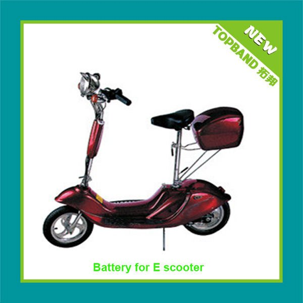 New Lithium Rechargeable 12V 40Ah E Scooter Battery Pack