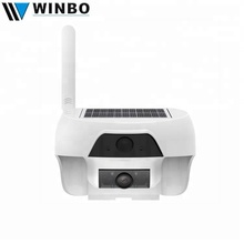2018 Hot Sale HD 720p CCTV System Solar Powered Wireless Outdoor IP Camera