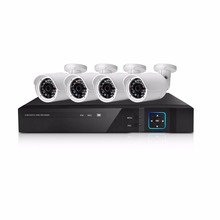 Online shop China Digital WIFI infrared 720P 4CH AHD DVR Kit RF-XKA9004S-LM-K1 bullet cctv ahd camera
