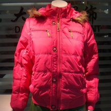 2014 New Fashion Women Down Jacket For Winters