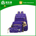 Girls Top Students Backpack Printing Canvas Backpack Cute Casual School bag