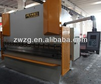 Hydraulic adira press brake machine with TUV CE certification and heart service