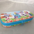 little pony zipper kipling pencil case pencil in tinbox as gift for college students