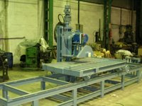 Cutting machine for marble and granite model T.I.C-2