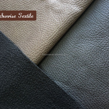 chinese supplier high fastness micro suede embossed upholstery fabric imported