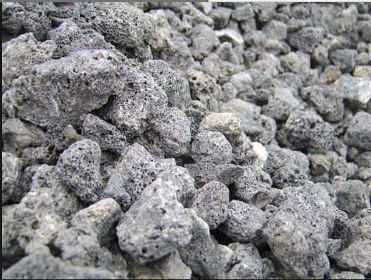 Factory Direct Sales Lava Volcanic Stone For Garden Buy
