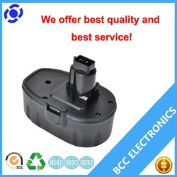 Rechargeable 12V Ni-CD power tool Battery for Dewalt DC9071 DE9037 DE9071 DE9074 DE9075 DE9501 DW9071 DW9072