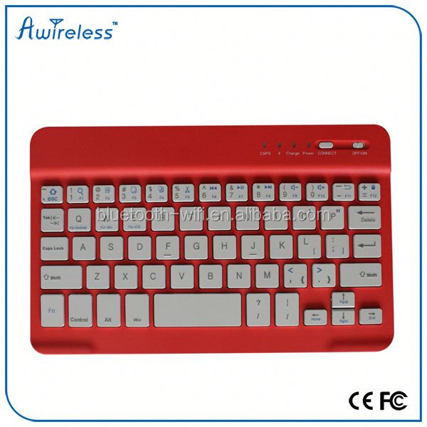 OEM high quality spanish/US/ UK/ bluetooth keyboard for android samsung galaxy mega 6.3/5.8