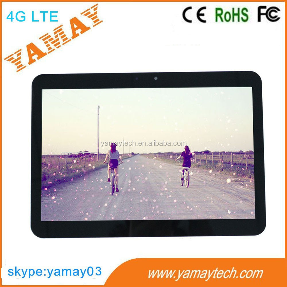 alibaba in spanish express 10.1inch quad core IPS screen 1280*800 pix 4G LTE-FDD tablet pc 3g sim card slot