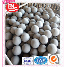 low breakage different size heat treated forged steel balls
