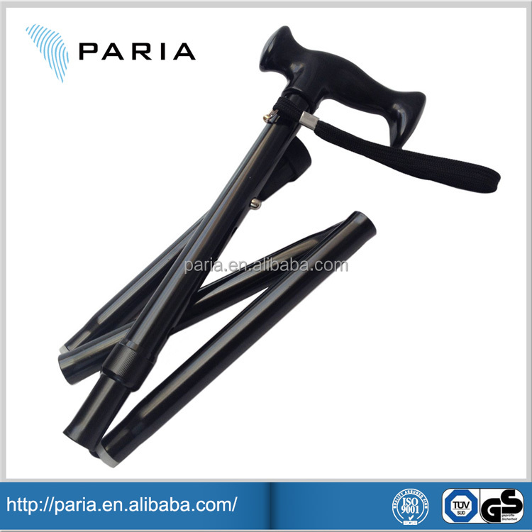 Factory price high quality assistive walking devices, kinds of crutches, protection walking stick
