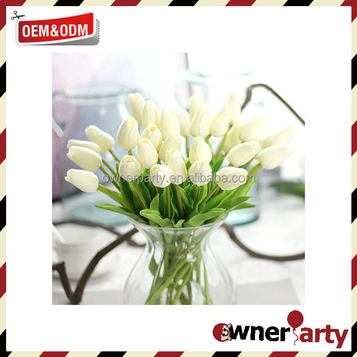 Factory Price Wholesale Top Quality Fake White Flowers