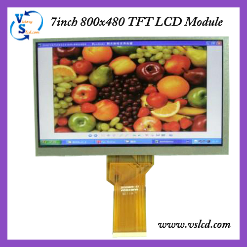 "7inch original INNOLUX AT070TN94 800X480 TFT 7"" lcd display 7inch color tft"